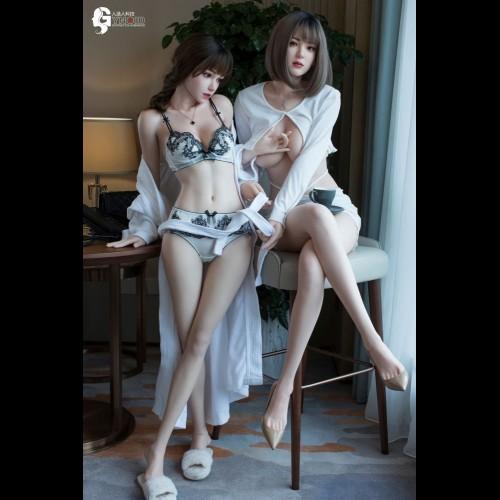 155-172cm Elina & WanYing - Gynoid