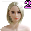 Wig 02: Blonde Short Bob