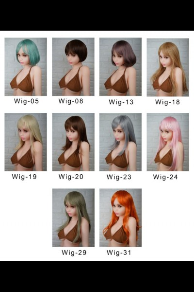 DollForever Wigs