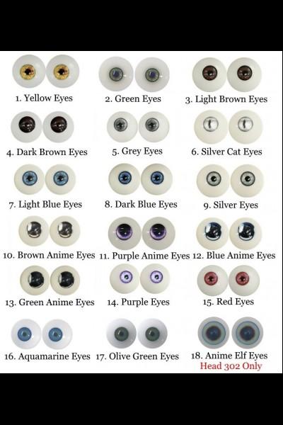 JinSan Eyes
